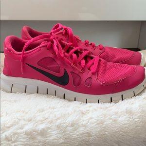 Nike Free 5.0 in Pink💗